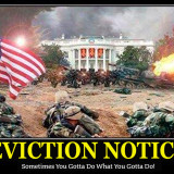 U.S.MilitaryCoupEvictionNotice